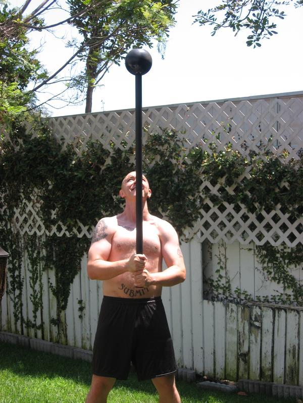 Strength Training for the Eons