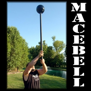 The 15 kg Macebell