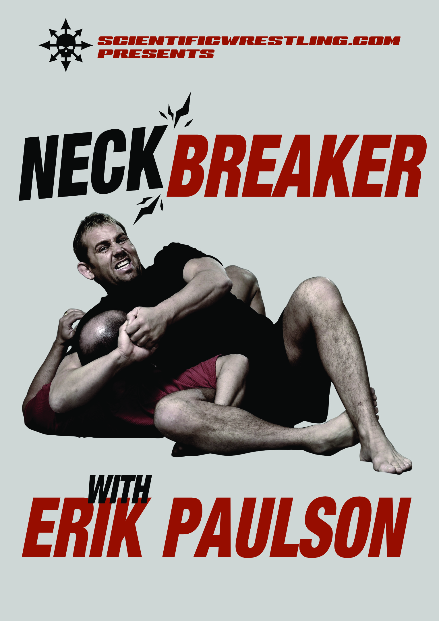 Erik Paulsons NECKBREAKER Deluxe 2-DVD Set