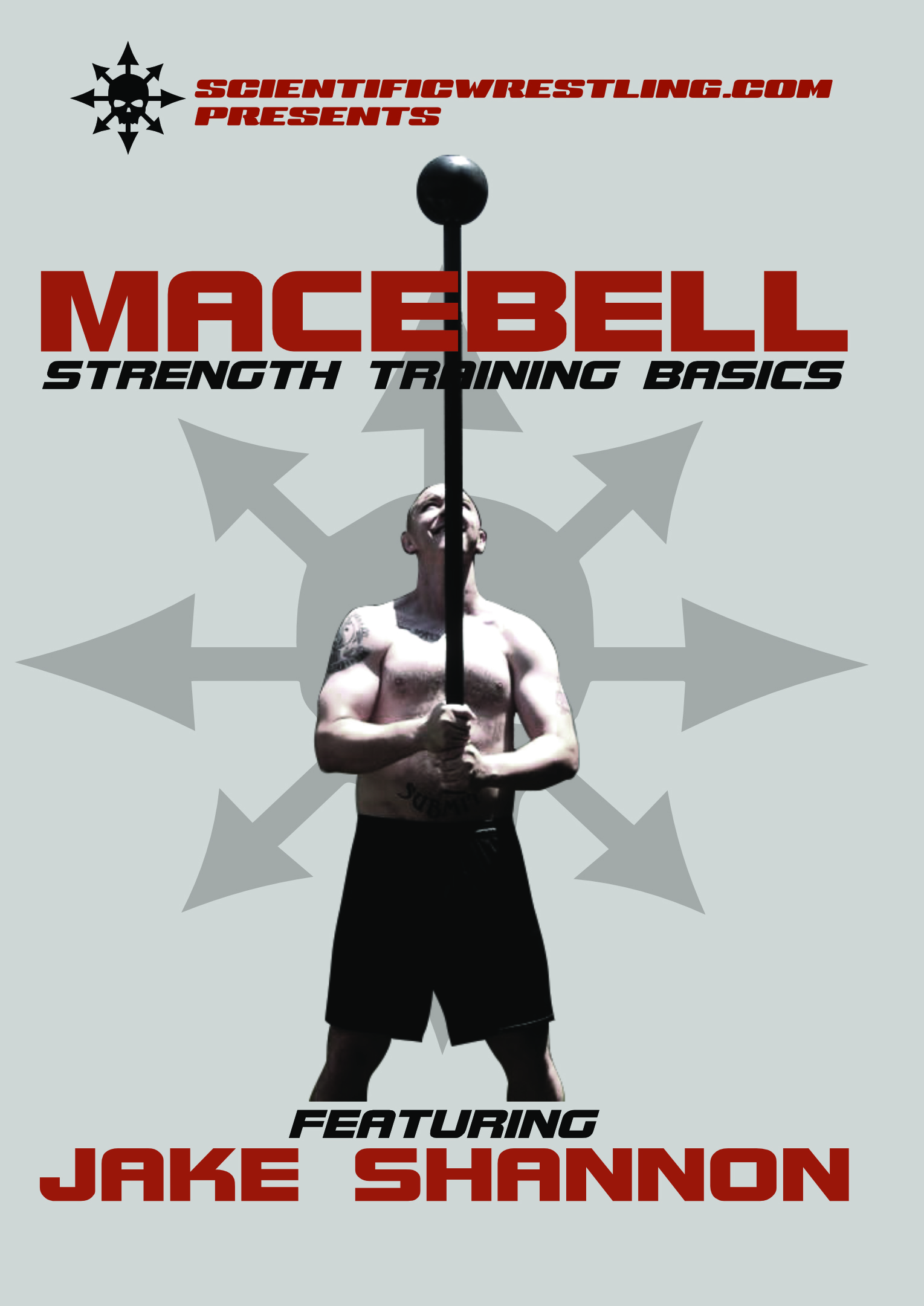 Jake Shannon macebell strength training basics